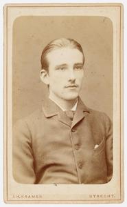 Portret van Georg Frederik thoe Schwartzenberg en Hohenlansberg (1864-1945)