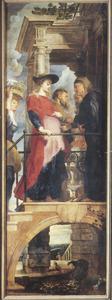 De visitatie (Luc. 1:39-45)