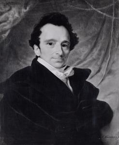 Portret van Gerard Carel Rombach (1784-1833)