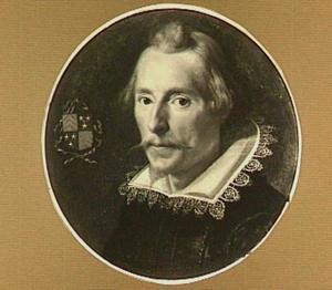 Portret van mr. Adriaen Hellemich van Welle (1585/89-1636)