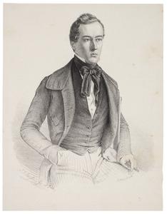 Portret van James Loudon (1824-1900)