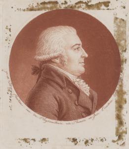 Portret van Pieter van Winter (1745-1807)