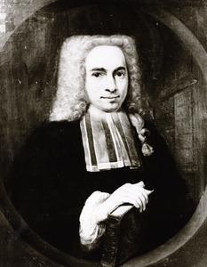 Portret van Leonardus Offerhaus (1699- )