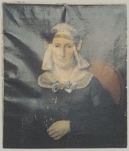 Portret van Trijntje Gerrits Rotgans (1811-1883)