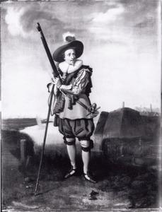 Portret van Ferdinandus Schuylenburgh (1597-1652)