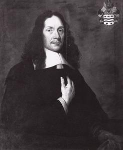 Portret van Marinus Stavenisse (1601-1663)
