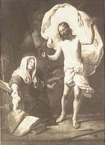 Christus verschijnt aan Maria Magdalena