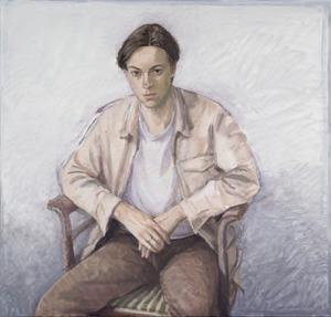 Portret van Aus Greidanus (1975- )