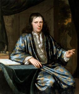 Portret van Abraham van Bleyswijck (1663-1739)