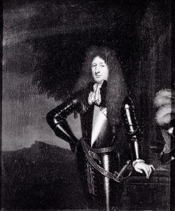 Portret van Reint Unico van Coeverden (1659-....)