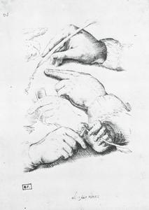 Studie van handen