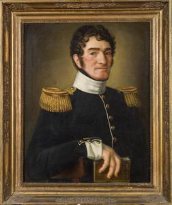 Portret van Josephus Joannes Franciscus Antonius Matthias baron van Voorst tot Voorst (1767-1841)