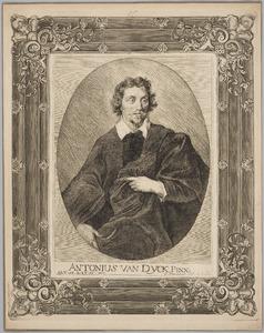 Portret van de schilderijenverzamelaar Jacomo de Cachiopin