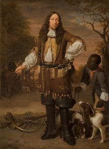 Portret van Johan de la Faille (1628-1713)