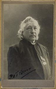 Portret van Petrus Henricus Theodorus Braam (...-1914)