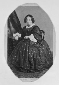 Portret van Adriana Gelinck (1799-1878)