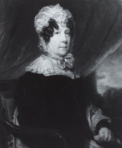 Portret van Jannetje Roelans (1764-1836)
