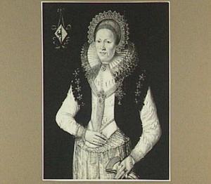 Portret van Luts van Dekema (?-1625)