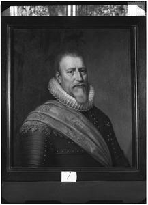 Portret van Peter von Sedlnitzky (1549-1610)