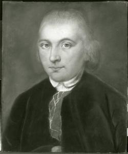 Portret van Henricus van der Haer (1751-1811)