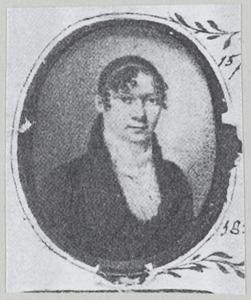 Portret van Louisa Jacoba Johanna van Ommeren ( -1854)