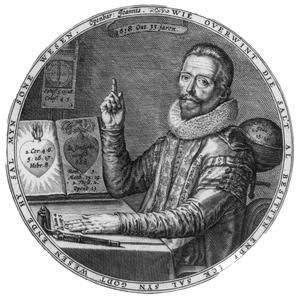 Portret van Vincent van Drielenburg (1584/1585-1665)