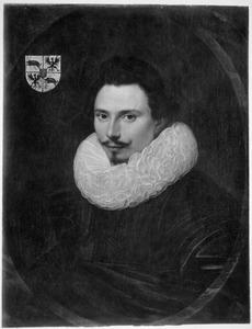 Portret van Joost Baeck (1597-1681)