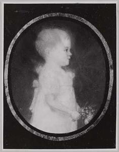 Portret van Johanna Wijnanda van Hasselt (1812-1890)