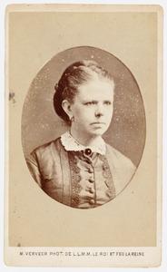 Portret van Diderica Conradina Maria Lenting (1830-1925)