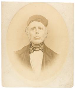 Portret van Manta Hendrik Verniers van der Loeff (1799-1884)