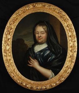 Portret van Maria Schepers (1643-1735) (?)
