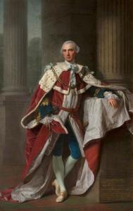 Portret van John, 3rd Earl of Bute