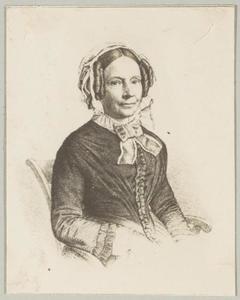 Portret van Anna van Rijckevorsel (1792-1862)