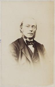 Portret van Herre Rinia Kingma (1827-1910)