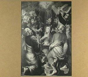 De uitstorting van de Heilige Geest (Pinksteren)