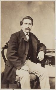 Portret van een man uit familie Schut