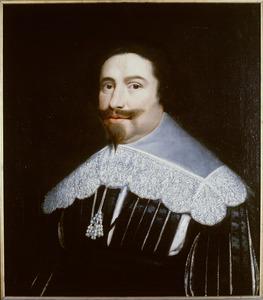 Portret van Johan Vernatti (1592- )