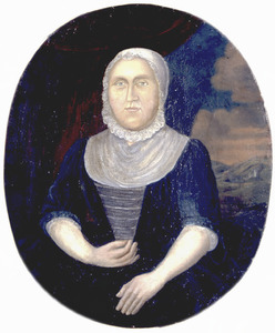 Portret van Geertruida Bellinga van Coeverden