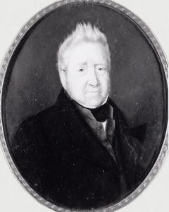 Portret van Adolf Carel Bentinck tot Bevervoorde (1764-1837)