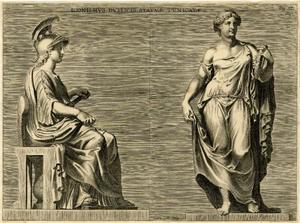 Iconismus Duplicis Statuae Tunicatae