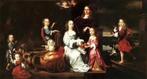 De familie Sykes van Westella