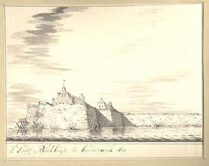 Harderwijk, gezicht op de vesting anno 1607