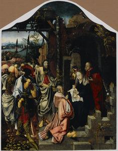 Aanbidding van de koningen (Mattheus: 2:1-12)