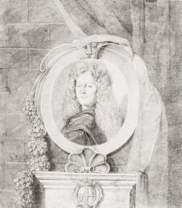 Portret van mogelijk Pontiaan Singendonck