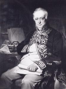 Portret van Antoine Lipkens (1782-1847)