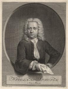 Portret van Nicolaas Struyck (1686-1769)