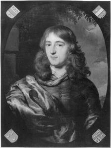 Portret van Elbert Slicher (1652-1717)