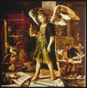 De geneesheer als engel