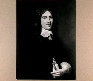 Portret van Guilliam van Bleyswijck (1621-1701), echtgenoot van Catharina van Well (1628-1722)