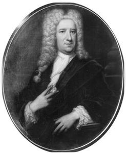 Portret van Jacob van der Dussen (1671-1728)